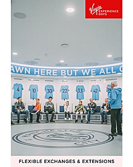 Man City Stadium & Academy Tour for Two
