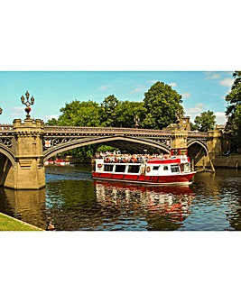 City of York Sightseeing River Cruise