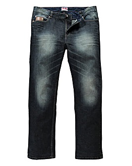 Lambretta Shawty Denim Jean 29In Leg