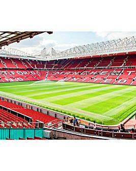 Manchester United Stadium Tour for Two