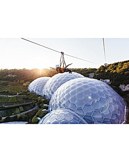 Hangloose at The Eden Project�Big Three