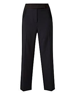 Tapered Tuxedo Trouser