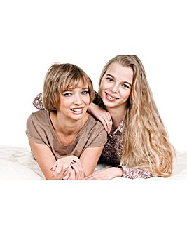 Mother & Daughter Makeover & Photoshoot
