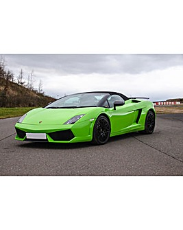 Supercar Blast, Passenger Ride & Photo