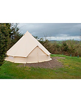 2 Nt Lake District Bell Tent Glamping
