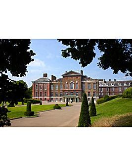 Kensington Palace Visit & Champagne Tea