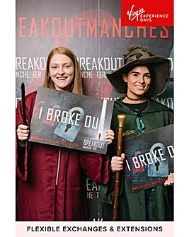 Breakout Manchester Escape Room for Two