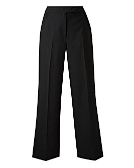 Mix & Match Black Wide Leg Trousers