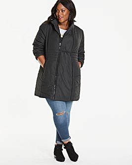 Maternity Multi-Wear Padded Coat