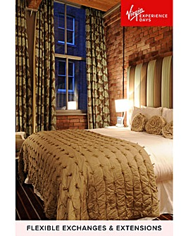 The Velvet Hotel Manchester 1 Night Stay