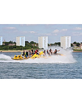 High Speed Jet Viper Powerboat Thrill