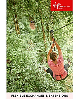 Tree Top Challenge for Two with Go Ape