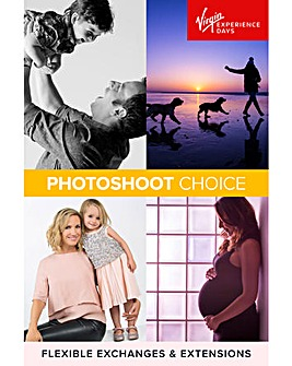 Photoshoot Choice Voucher