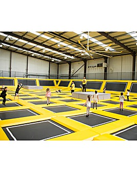 Trampolining Experience for Two