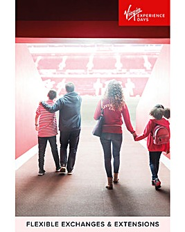Anfield Stadium Tour with Overnight Stay