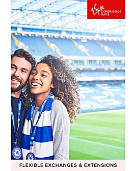 Chelsea Football Club Stadium Tour for Two