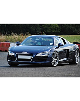 Junior Audi R8 Driving Experience