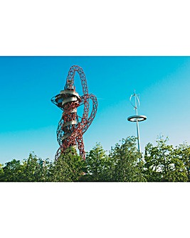 ArcelorMittal Orbit Skyline Views for Two Adults and Two Children