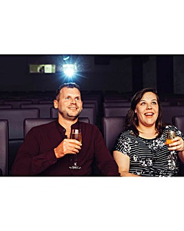 Champagne Cinema Evening for Two, London