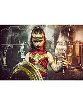Superhero Photoshoot by CAPOW Portaits