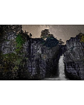 Stargazing for 2 at High Force Waterfall
