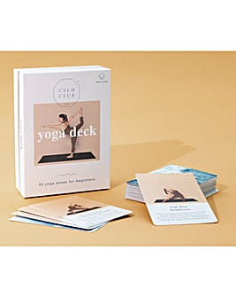 Calm Club Yoga Deck 52 Yoga Poses for Beginners