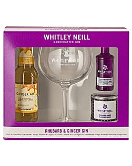 Whitley Neill R&G Candle Gift Pack