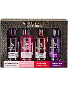 Whitley Neill 4 x 5cl Gift Pack