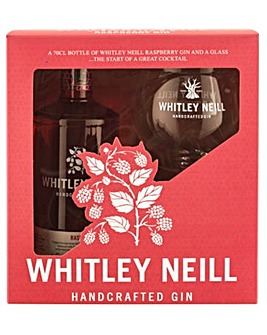 Whitley Neill Raspberry Gift Pack