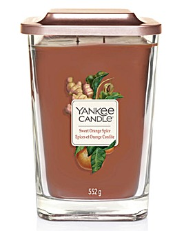 Yankee Elevation Sweet Orange Spice