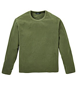 Capsule Khaki Crew Neck Fleece R