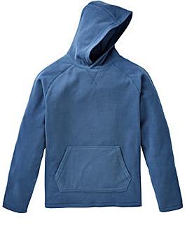 Capsule Storm Blue Hooded Fleece
