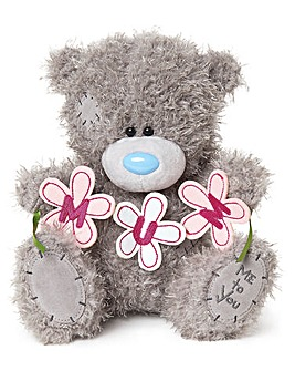 Me to You Mum Flower Bunting Plush