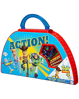 Disney Toy Story 4 Carry Along Art Case