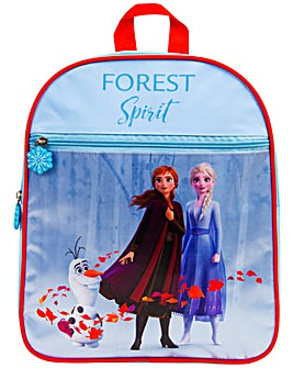 Disney Frozen 2 Sequin Panel Backpack