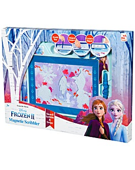 Disney Frozen Medium Magnetic Scribbler