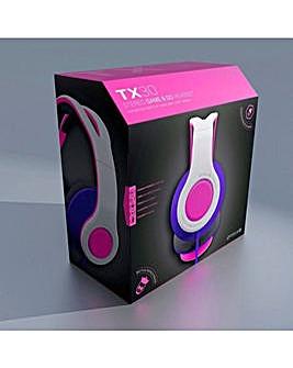 Gioteck TX 30 Pink Headset Xbox One