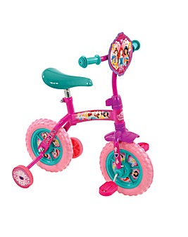 "Disney Princess 10"" Training Bike"