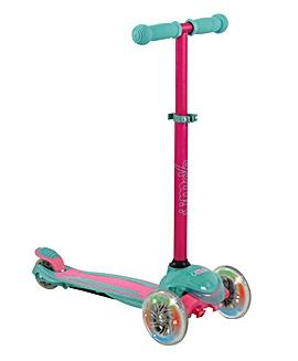 U Move Mini Compact Scooter with Led