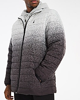 Hype Speckle Fade Padded Jacket