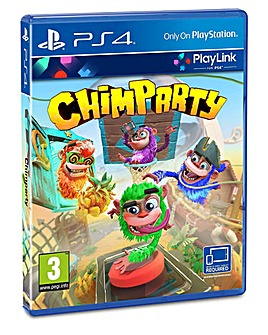 ChimParty Playlink Game PS4
