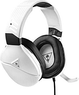 Turtle Beach Recon 200 White Headset PS4