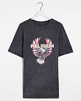 Religion Americana T-Shirt Long