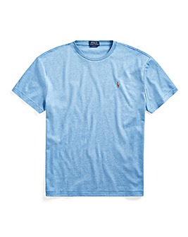Polo Ralph Lauren Blue Short Sleeve Crew Neck T-Shirt