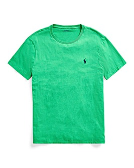 Polo Ralph Lauren Green Short Sleeve Crew Neck T-Shirt