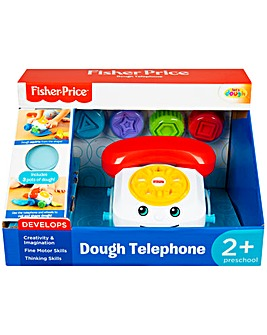Fisher Price Chatter Telephone Dough