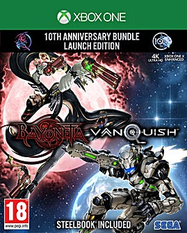 Bayonetta and Vanquish 2 Game Bundle XB1