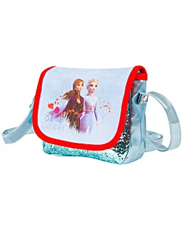 Disney Frozen 2 Crossbody Bag - Red