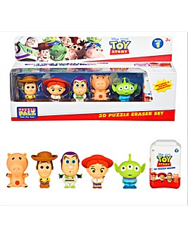 Toy Story Puzzle Palz Gift Box Include 6 Characters