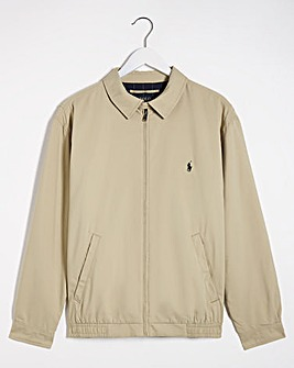 Polo Ralph Lauren Khaki Bi-Swing Windbreaker